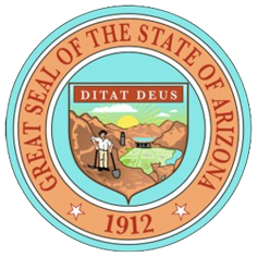 Great Seal of The State of Arizona, 1912
