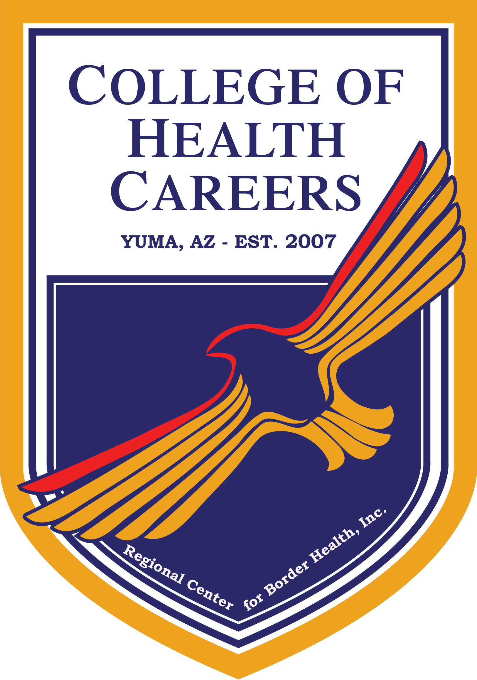 College of Health Careers Logo